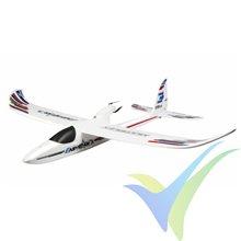 Combo avión Multiplex EasyStar 3 RR, 1366mm, 700g