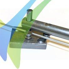 Dobladora varilla acero 2 a 4mm Modelimport