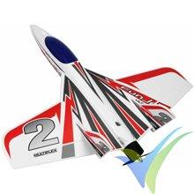 Kit avión Multiplex FunJet Ultra 2, 783mm, 875g