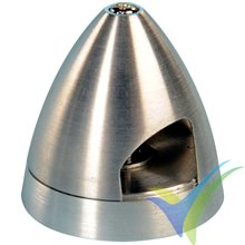 Cono aluminio Topmodel Ø30/2.3 para bipala, 9g