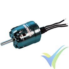 Motor brushless Xpower F2307/14 F5K, 26.8g, 145W, 3650Kv