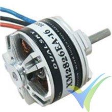 Motor brushless Dualsky XM2826EA-16, 43.7g, 138W, 1025Kv
