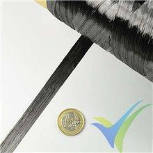 Mecha fibra carbono SIGRAFIL® C50, 24k, 1600 tex, bobina 100m