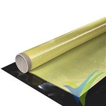 Tela de kevlar 36g/m², tejido liso, rollo 100cm x 2m