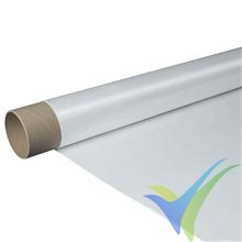 Tela de fibra de vidrio 25g/m², tejido liso acabado FE 800, rollo 110cm x 20m