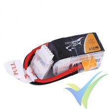 Batería LiPo Tattu - Gens ace 450mAh (6.66Wh) 4S1P 75C 55g XT30