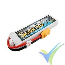 Batería LiPo Gens ace Soaring 3300mAh (36.63Wh) 3S1P 30C 252g XT90