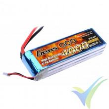 Batería LiPo Gens ace 4000mAh (44.4Wh) 3S1P 25C 328g Deans