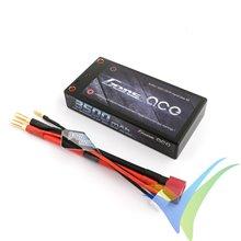 Batería LiPo Gens ace hardcase 3500mAh (25.9Wh) 2S1P 60C 140g Deans