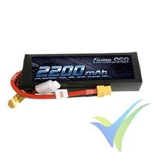Batería LiPo Gens ace 2200mAh (16.28Wh) 2S1P 50C 122g XT60