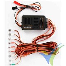 Sistema de iluminación Multiplex POWER-MULTIlight