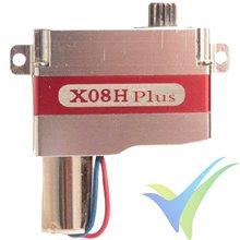 Servo digital KST X08H Plus V2, 9g, 5.3Kg.cm, 0.09s/60º, 3.8V-8.4V