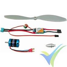 Kit de propulsión Multiplex 332652 ParkMaster Pro tuning