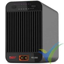 Descargador iSDT FD-200, 200W, 25A, 2S-8S
