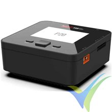 Cargador iSDT P20 dual 500W+500W, 10V-34V DC, 1S-8S, 20A