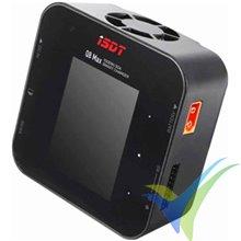 Cargador iSDT Q8 MAX 1000W, 10V-34V DC, 1S-8S, 30A