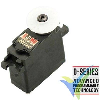 Servo digital Hitec D85MG, 21.9g, 4.3Kg.cm, 0.13s/60º, 4.8V-6V