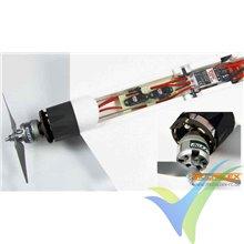 Kit de propulsión Multiplex 1-01165 para FunJet 2 con control vectorial
