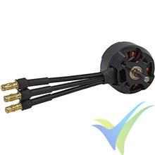 Motor brushless Spitz 2826-18, 45g, 220W, 1000Kv