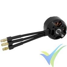Motor brushless Spitz 2826-12, 45g, 240W, 1350Kv
