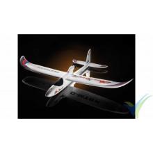 Kit avión EasyStar II con alerones (Multiplex)