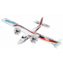Kit avión TwinStar BL Summertime (Multiplex)