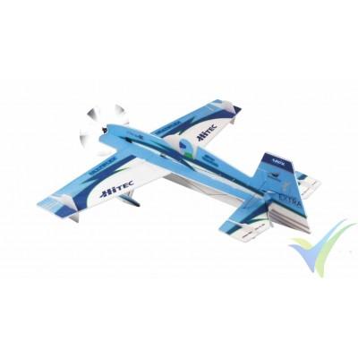 Multiplex Extra 330SC blue, indoor airplane kit, 845mm, 175g