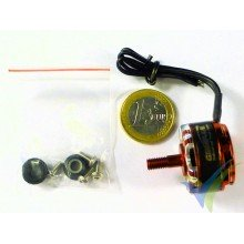 Brushless motor GEMFAN GT2206R, 2500Kv, CW, 33g, for multirotor