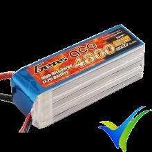 Batería LiPo Gens ace 4800mAh (88.8Wh) 5S1P 18C 595g