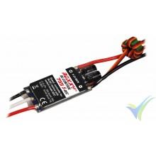 Variador brushless Multiplex ROXXY BL-Control 755, 55A, 2S-6S, BEC 4A, 63g
