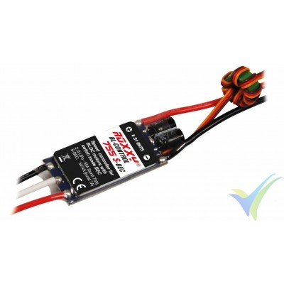 Variador brushless Multiplex ROXXY BL-Control 755, 55A, 2S-6S, BEC 4A, 63g
