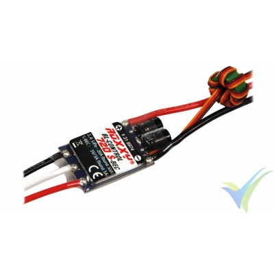 Variador brushless Multiplex ROXXY BL-Control 720, 20A, 2S-4S, BEC 3A, 39g