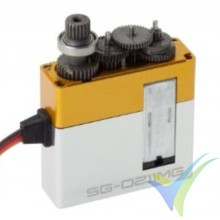 Servo digital Savox SG0211MG, 29g, 8Kg.cm, 0.13s/60º, 4.8V-6V